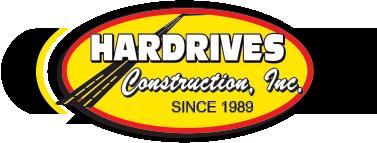 Hardrives Construction logo